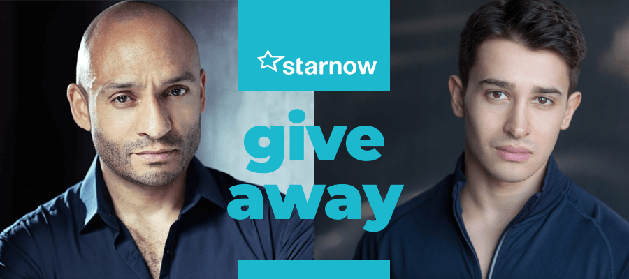 GIVEAWAY - Using Physicality & Fitness to Gain More Acting Work