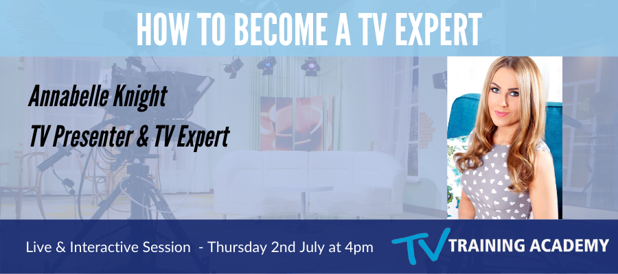 FLASH GIVEAWAY - Become A TV Expert - Thursday 2nd July 4pm