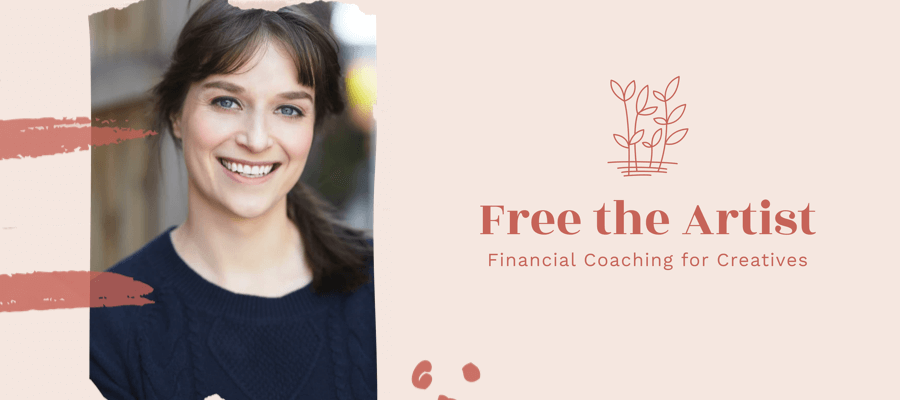 GIVEAWAY: Be In To Win Financial Coaching from Free The Artist Coaching!