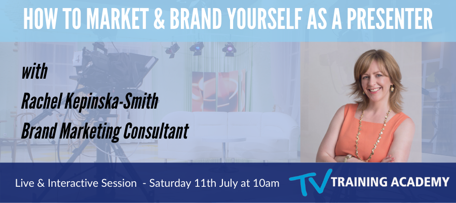 GIVEAWAY - How to Market & Brand Yourself as a Presenter for Success