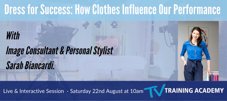 GIVEAWAY - Dress for Success - Online Event
