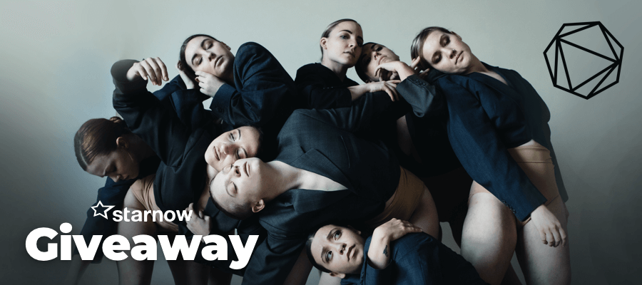 CLOSING SOON - GIVEAWAY: Be in to Win Training with Geometry Dance Company!