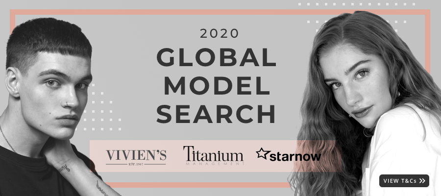 Guys & Gals, the Global Model Search 2020 is on now!