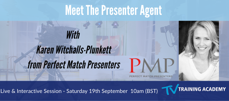 GIVEAWAY - Meet the Agent Virtual Session with Karen Witchalls-Plunkett