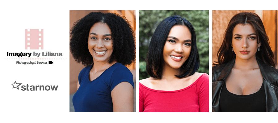 GIVEAWAY: Be in to Win a Headshot Package from Imagery by Liliana