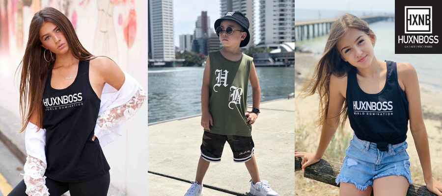 GIVEAWAY: Be in to Win HUXNBOSS Kids Model Bootcamp (aged 9-18) - BRISBANE