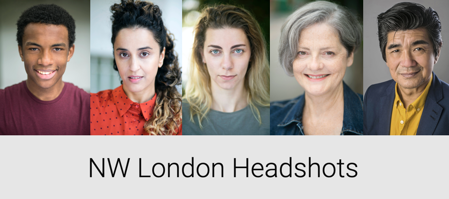 LAST CHANCE - Win A Headshot Session With North West London Headshots