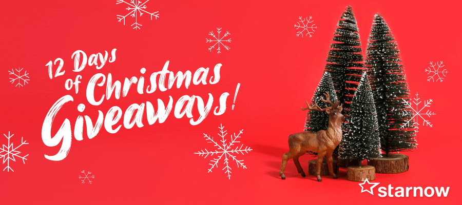 Be in to Win a Christmas Present from StarNow! CLOSING SOON