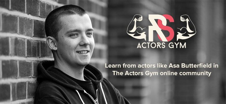 Giveaway - Online Actor Training with The Actors Gym