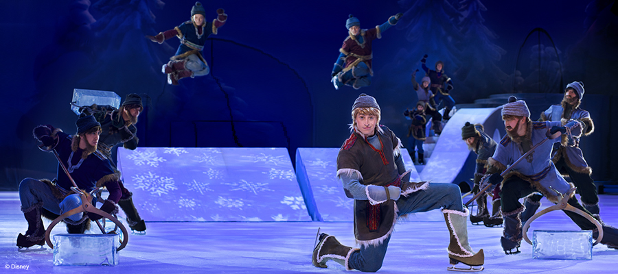 Disney On Ice: Casting Male Skaters Worldwide