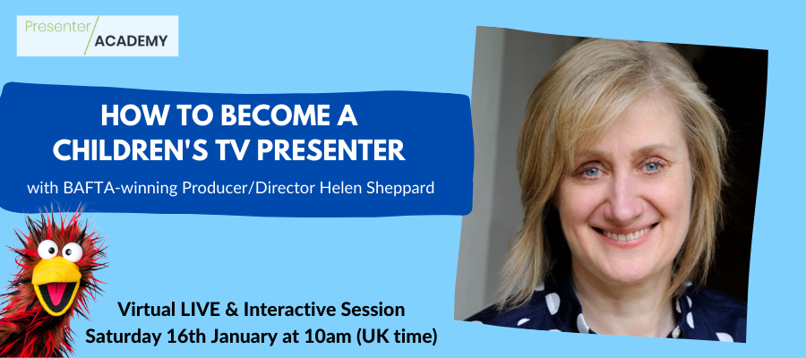 GIVEAWAY - How To Become A Children's Presenter