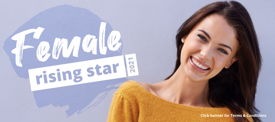 Are you StarNow's Female Rising Star for 2021?