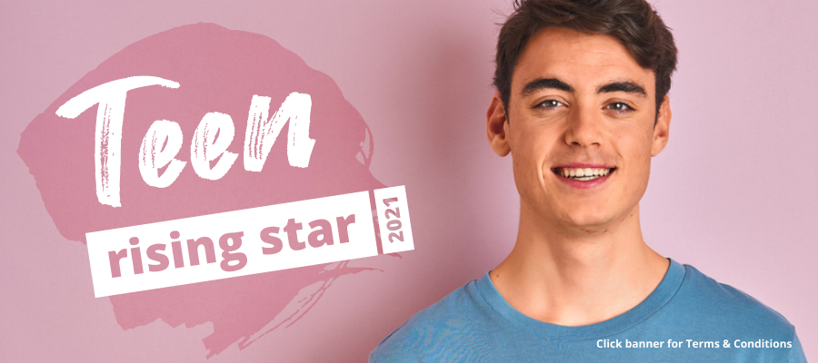 Are you StarNow's Teen Rising Star for 2021?