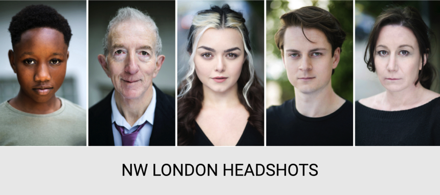 StarNow Giveaway - Win A Headshot Session With North West London Headshots