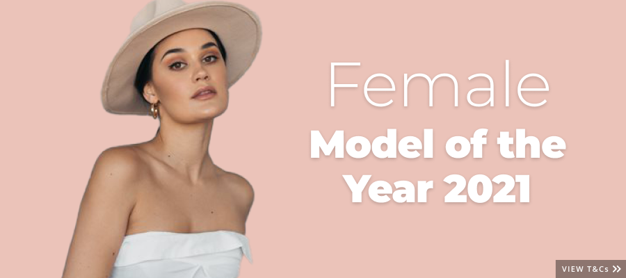 Are you StarNow's 2021 Female Model of the Year?