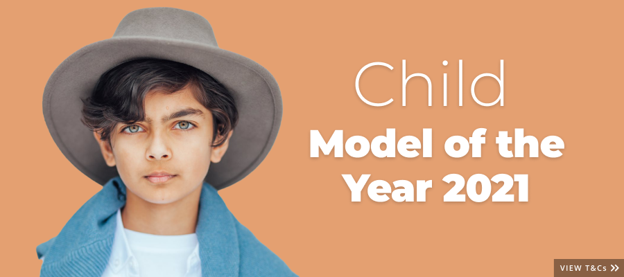 Are you StarNow's 2021 Child Model of the Year?