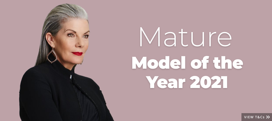 Closing Soon! Are you StarNow's 2021 Mature Model of the Year?