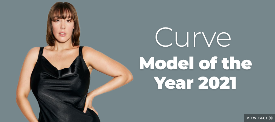 Are you StarNow's 2021 Curve Model of the Year?