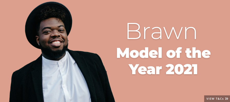 Are you StarNow's 2021 Brawn Model of the Year?