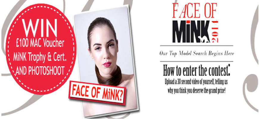 Face of MINK 2014 Model Search