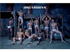 Male models wanted for major 2012 high street calendars