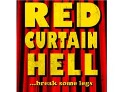 RED CURTAIN HELL – Dark Comedy, Micro-Budget Feature