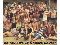 Housemates: Share House Documentary Looking for Participants