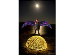Female Models Wanted for Light Painting Photoshoot - Northen Beaches Sydney