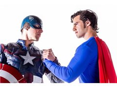 Auditioning Super Hero Performers for Kids' Parties and Corporate Events