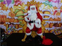 Calling All Santas for Corporate Events and Shopping Center Appearances