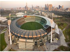 Ten Extra Roles Required at the MCG for a Promotional Video