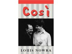 cosi by louis nowra essay Cosi, composed by louis nowra, is a minimalist play contextualised by the  vietnam war which emphasises the characters and their growth cosi explores  the.