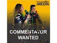 Motorsport Commentator Wanted