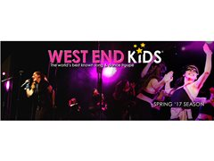 Singers and Dancers Wanted - West End Kids National Auditions
