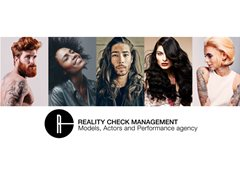 Reality Check Management: Talent Wanted for Commercial, TV and Film Work