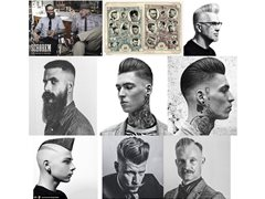 Male Models Wanted for The Schorem Barbers Major Show - Sydney Hair Expo