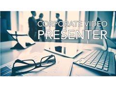 Presenter For Corporate Training Videos