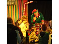 Actors/Entertainers Wanted for Interactive Christmas Family Event
