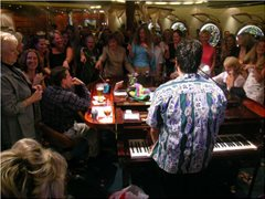 Piano Bar Entertainers Needed for Cruise Ship