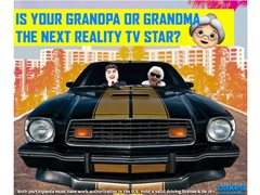 Fun & Feisty Grandparents Wanted to Help You Win a HUGE PRIZE!!!