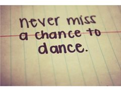 Dancers wanted to learn choreography