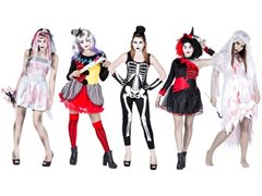 Male and Female Models Wanted for Halloween and Christmas Costumes