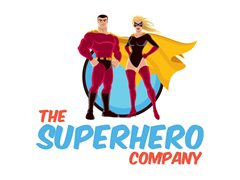 Male and Female Actors Needed for the Superhero Company's Team