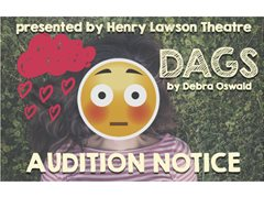 Dags by Debra Oswald Auditions