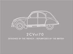 Triple Thread Opportunities with Exciting UK Tour & TV Documentary - 2CV