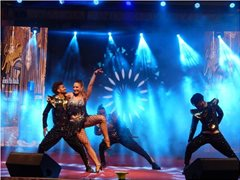 Lead Dancer in a Renowned Dance Company, India