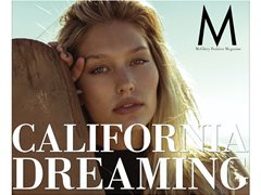 Photographic Model Comp Win a Trip to California Incl Magazine Shoots