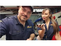 Actress Needed as Sidekick for Motorcycle/Car Type Repairs YouTube Channel