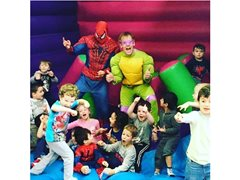 Looking for Super Talented SuperHeroes/Kids Entertainers