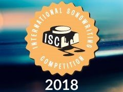 2018 International Songwriting Competition Is Open For Entry!